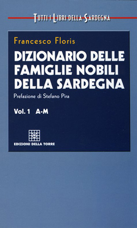 Dizionario delle famiglie nobili della Sardegna