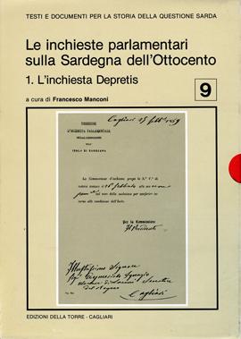 Le inchieste parlamentari sulla Sardegna dell'Ottocento. 1. L'inchiesta Depretis