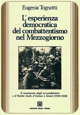 L'esperienza democratica del combattentismo nel Mezzogiorno