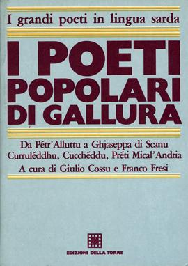 I poeti popolari di Gallura