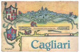 Cagliari, venti immagini della vecchia città