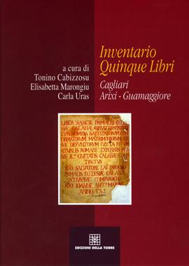 Inventario Quinque Libri. 3 volumi