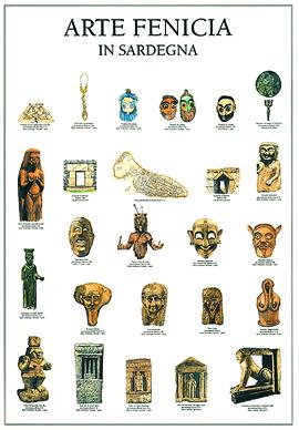 Arte fenicia in Sardegna