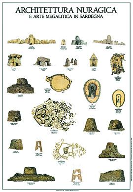 Architettura nuragica e arte megalitica in Sardegna