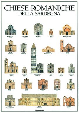 Chiese romaniche della Sardegna