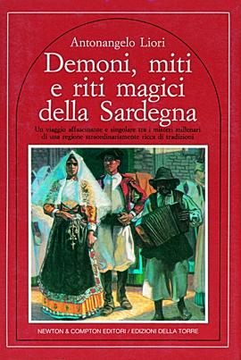 Demoni, miti e riti magici della Sardegna