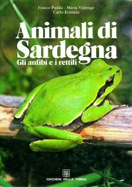 Animali di Sardegna. Gli anfibi e i rettili