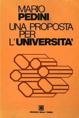 Una proposta per l'Università